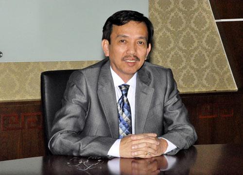 Ông David Dương - Tổng Giám đốc VWS