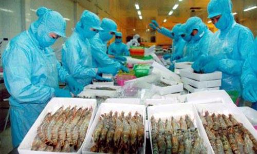 Năm 2013, Việt Nam xuất khẩu thủy sản sang Nga đạt trên 100 triệu USD Ảnh: Internet