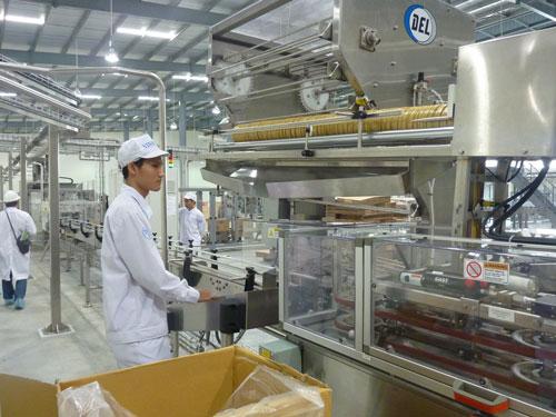 Công nghệ tiên tiến, hệ thống bán hàng hiện đại góp phần giúp Vinamilk cạnh tranh sòng phẳng với doanh nghiệp nước ngoài