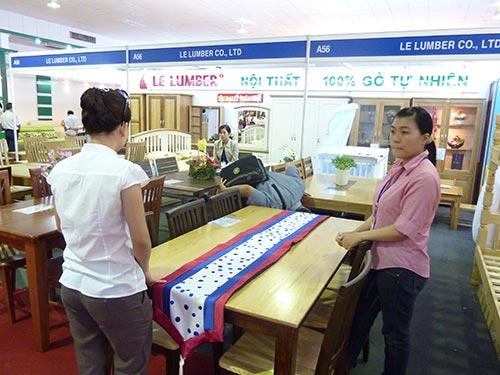 Các doanh nghiệp đồ gỗ đang chú ý tới thị trường nội địa