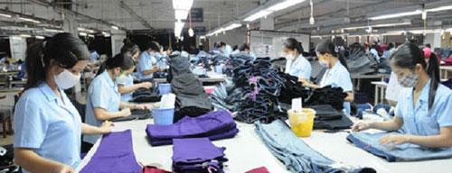 Trong năm tới, dự kiến hàng dệt may Việt Nam sẽ thêm cơ hội xuất khẩu sang Nga Ảnh: Internet