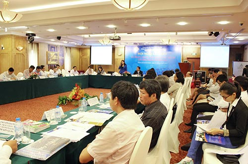 Hội nghị liên kết các trung tâm xúc tiến thương mại - đầu tư  phía Nam đã thống nhất thành lập ban điều phối