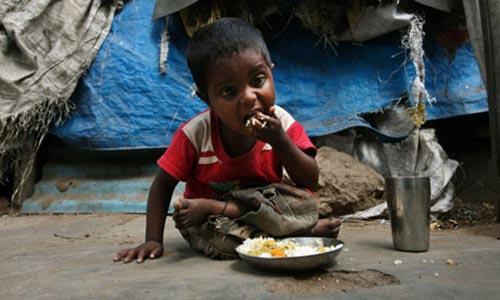 Nhóm nghiên cứu bày tỏ lo ngại về nguy cơ bệnh tim khi trưởng thành ở trẻ em thiếu dinh dưỡng Ảnh: The Guardian