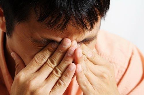 Stress có thể ảnh hưởng đến chất lượng tinh dịch và tinh trùng Ảnh: MNT