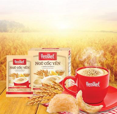 Ngũ cốc Yến Dinh Dưỡng YenViet thực phẩm dành cho mọi gia đình