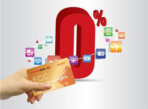 Ngoài việc được mua trả góp với lãi suất 0%, chủ tài khoản Techcombank-MobiVi còn có nhiều cơ hội mua hàng ưu đãi với hàng loạt chương trình khuyến mãi