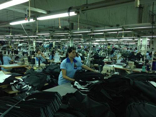 Dệt may là ngành đang được doanh nghiệp FDI quan tâm đầu tư tại TP HCM