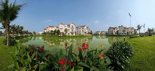 Toàn cảnh khu đô thị sinh thái Vinhomes Riverside của Vingroup