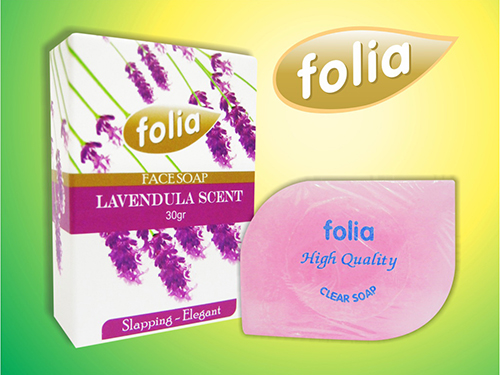 Xà bông rửa mặt - Folia Face Soap