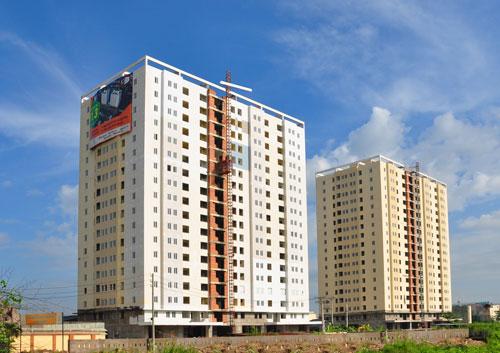 Căn hộ 12 View được xem là dự án mong đợi của khách hàng có thu nhập trung bình - hình chụp thực tế căn hộ 12 View