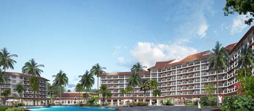 Khu nghỉ dưỡng Vinpearl Phú Quốc sẽ hoạt động vào đúng ngày 1-11 tới