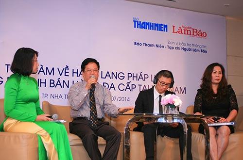 Quy định mới về bán hàng đa cấp sẽ tạo động lực phát triển cho những công ty kinh doanh đa cấp chân chính tại Việt Nam