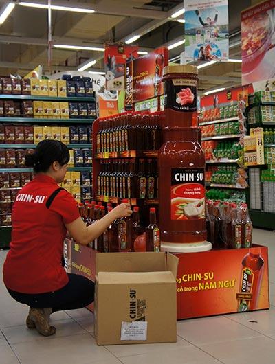 Các nhãn hàng của Masan Group được người tiêu dùng Việt Nam lựa chọn nhiều  Ảnh: do Masan cung cấp