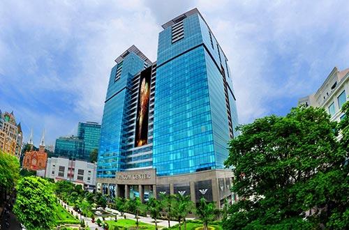 Vincom Center TP HCM, nơi thu hút nhiều khách tham quan, mua sắm