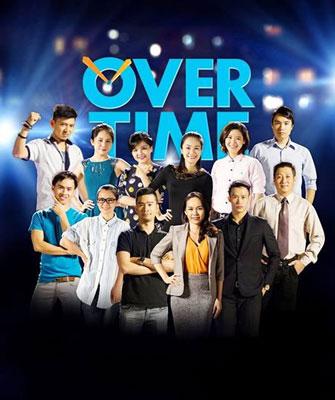 Chương trình Overtime là sân chơi dành cho giới trẻ