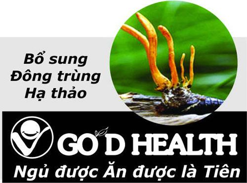 Viên GOD HEALTH bổ sung trùng thảo