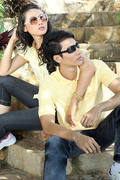Sắc thái mới của thời trang Việt Tiến