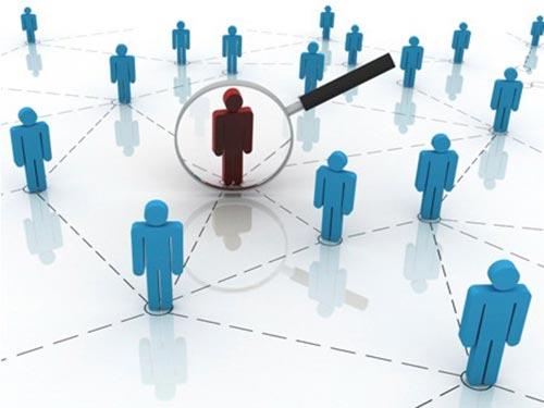 Tuyển dụng trực tuyến đang dần chiếm ưu thế, góp phần làm minh bạch thị trường lao động. (Ảnh chỉ có tính minh họa) Ảnh: Internet