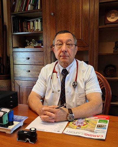 Tiến sĩ - bác sĩ Gérard Bonot được xem là bậc thầy của nhiều bác sĩ tim mạch  đầu ngành của Việt Nam