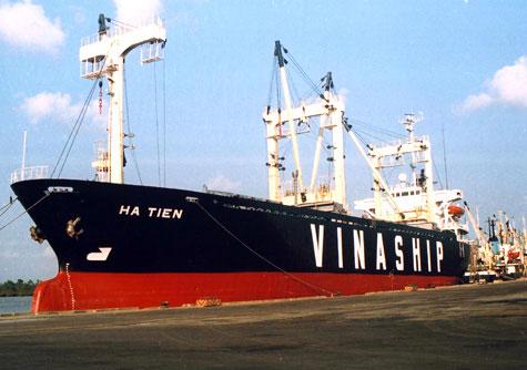 Đội tàu vận tải biển Việt Nam đầu tư chủ yếu bằng vốn vay nên kinh doanh thua lỗ. (Ảnh chỉ có tính minh họa) Ảnh: INTERNET