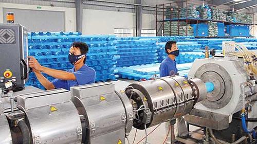Cổ phiếu của Công ty CP Nhựa Bình Minh là một trong số danh mục thoái vốn SCIC nắm giữ nhiều nhất về số lượng