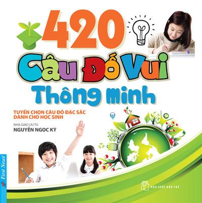 Nhà giáo Nguyễn Ngọc Ký và 420 câu đố vui đặc sắc