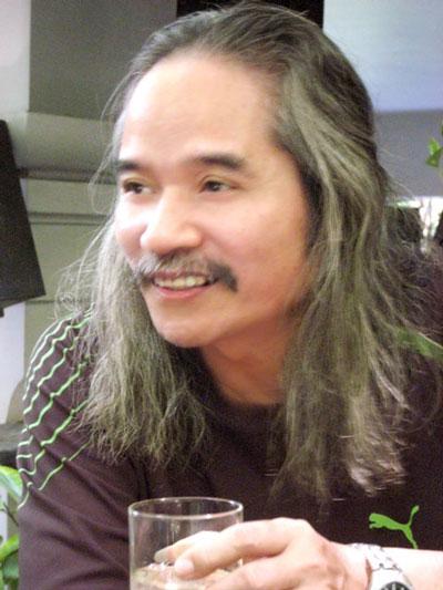Nhạc sĩ Lê Trung Tín.  (Ảnh do nhân vật cung cấp)