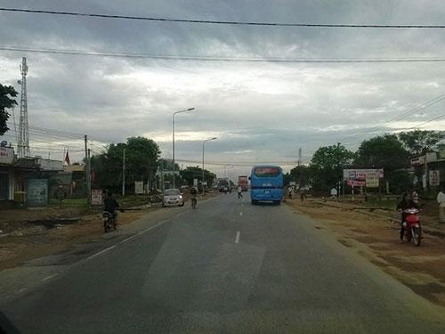 Tai nạn có thể xảy ra bất cứ lúc nào nếu tài xế không cảnh giác với những người bất ngờ băng qua đường