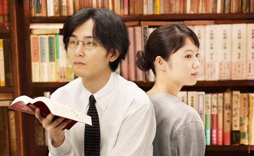 Cảnh trong phim Từ điển tình yêu của đạo diễn Ishii Yuya (Ảnh do ban tổ chức cung cấp)
