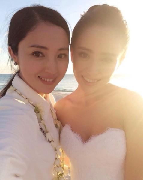 Đám cưới đẹp như mơ của cặp sao Hoa ngữ