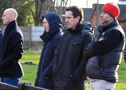 Nhóm cựu binh do Beckham đứng đầu được cho là đang thương thảo mua lại M.U