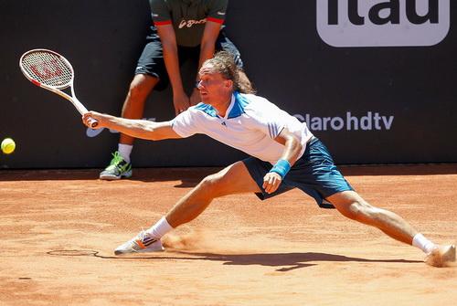 Dolgopolov thi đấu ấn tượng tại Rio Open