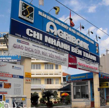 Agribank chi nhánh Bến Thành (TP HCM) bị thiệt hại hơn 212 tỉ đồng - Ảnh minh họa