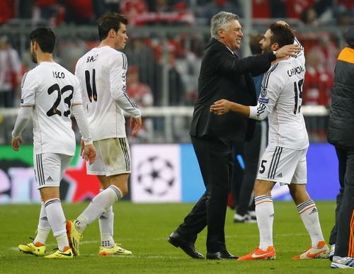 Ancelotti sẽ cùng Real Madrid làm nên kỳ tích Decima?