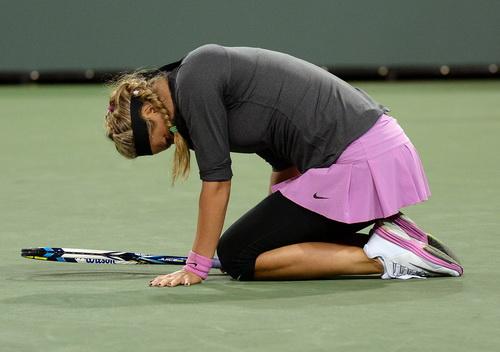 Victoria Azarenka xếp hạng thấp nhất kể từ năm 2007