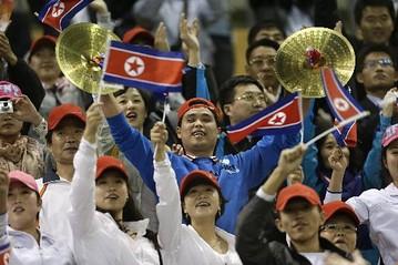 Triều Tiên sẽ cử đại diện tham gia Asian Games tại Hàn Quốc. Ảnh: AP
