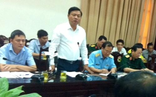 Bộ trưởng Đinh La Thăng cho biết ông không tin kết quả bay thử nghiệm Đường bay vàng