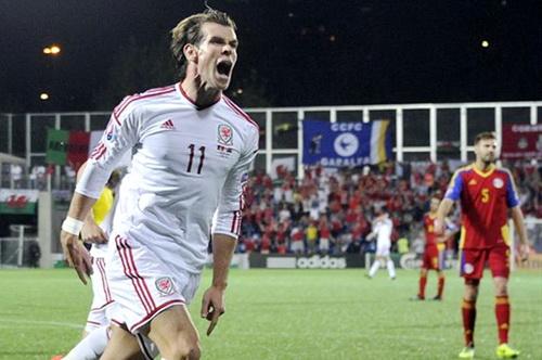 Gareth Bale tỏa sáng, Xứ Wales tránh trận thua mất mặt