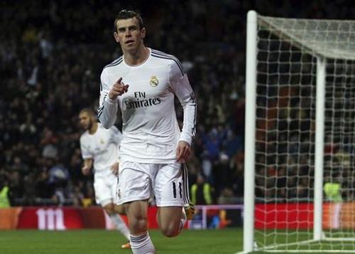 Bale tạo động lực cho Real bằng bàn thắng sớm