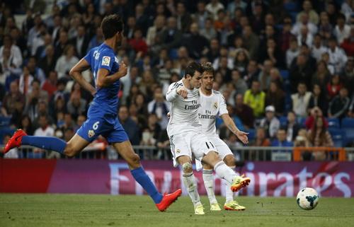 Gareth Bale tiếp tuc mạch ghi bàn ấn tượng