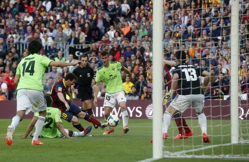 Bàn thắng thứ 370 của Messi