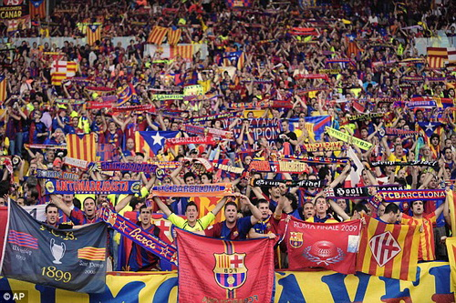 La Liga sẽ ra sao khi không còn Barcelona?