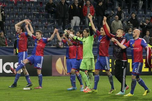 Basel FC vào tứ kết