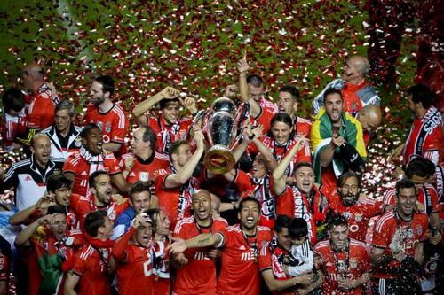 Benfica và danh hiệu vô địch Bồ Đào Nha lần thứ 33