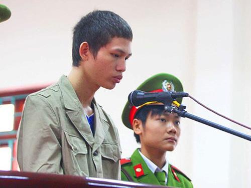 Bị cáo Phùng Mạnh Tuấn đã bị tuyên tử hình tại phiên tòa sơ thẩm
