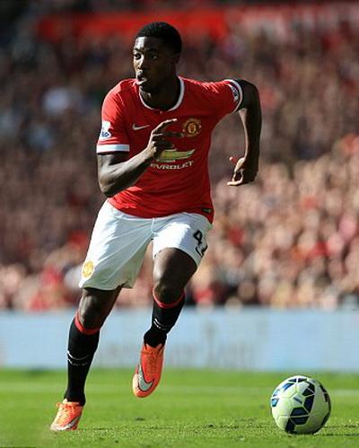Tyler Blackett, hậu vệ trẻ của Man United
