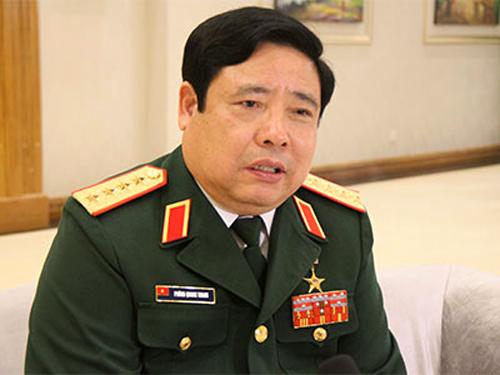 Bộ trưởng Phùng Quang Thanh: Việt Nam không sử dụng lực lượng chiến đấu để phá hủy giàn khoan của Trung Quốc