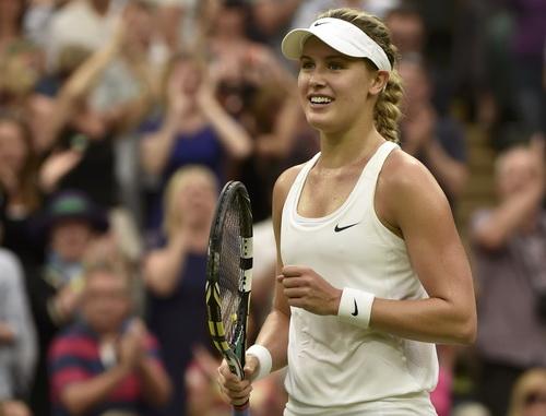 Bouchard mơ vào bán kết Grand Slam thứ ba trong năm