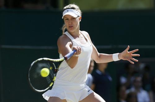 Eugenie Bouchard lần đầu vào chung kết một giải Grand Slam