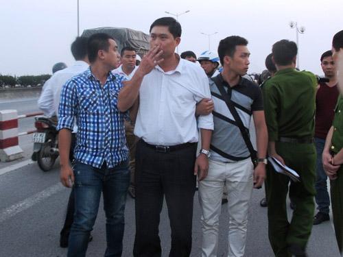 Bị can Nguyễn Mạnh Tường